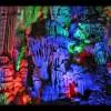 陕西省安康市双龙景区千亿国际娱乐官网qy966灯光亮化景观