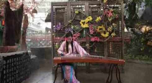 重庆市花卉大餐生态园景观