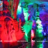 山东临沂地下银河景区千亿国际娱乐官网qy966灯光亮化景观