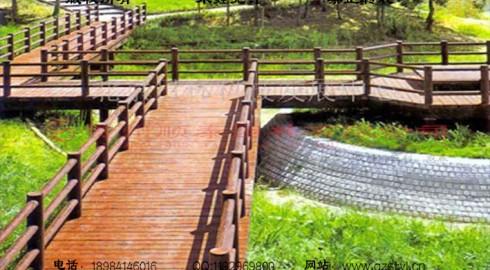 生态塑木景观